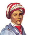 Sequoyah and the Cherokee syllabary